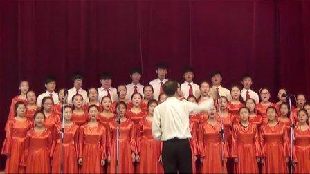 洛阳四十六中高一.六班2013年5月28号的合唱