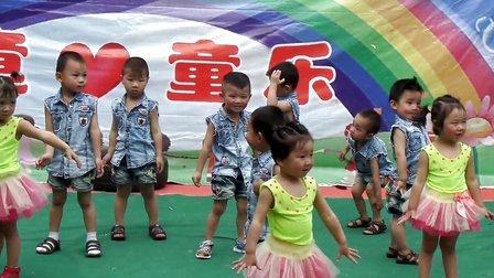 舞阳县惟才幼儿园2013年六一文艺演出 1