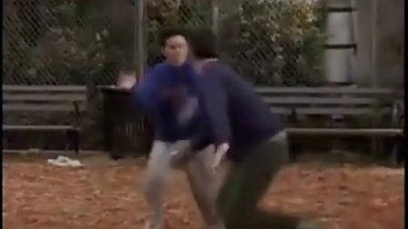 Friends - S03EP09 - football 搞笑1