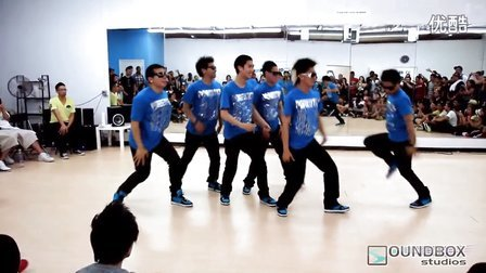 Poreotics at SoundBox Studios HD_(1080p)