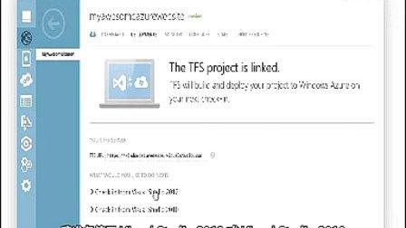 1-使用 TFS 持续开发 Windows Azure Web Sites