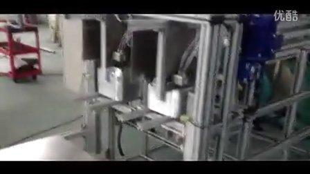 全自动智能铝箔容器铝箔餐盒饭盒一次性铝箔打包盒冲床生产线