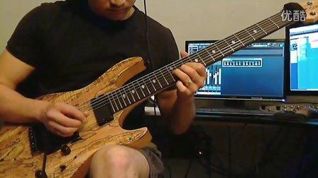 Carvin DC700  Axe Fx II (Guitar Messenger)