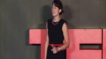 为人民服务—中国式理想和现实的距离:赛乐乐@TEDx上海女性