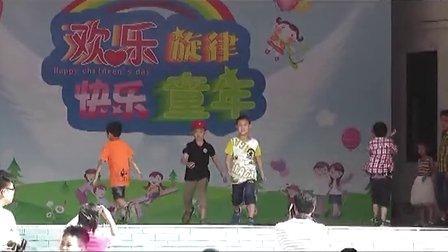 六一儿童时装表演