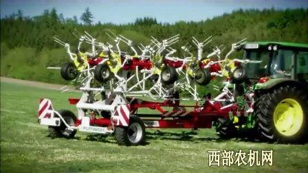 博田指盘式搂草机(西部农机网)
