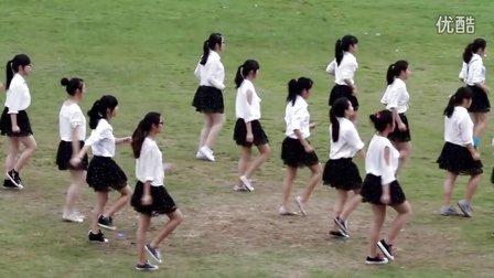 """2013年衢州学院""""庆六一""""排舞大赛 精彩在美腿"""