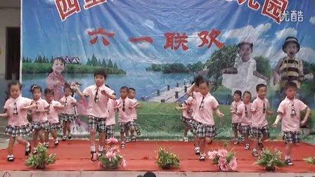 【拍客】幼儿园正太萝莉组舞卖萌庆六一