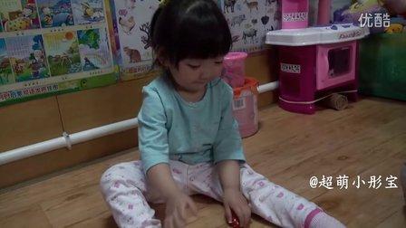 小小彤宝魔术师 3岁超萌小彤宝