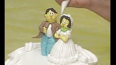 双层蛋糕裱花│王森蛋糕裱花视频│李文超裱花蛋糕