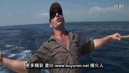 钓鱼视频-旗鱼,钓鱼辛巴队长马克·艾伦和他的船员