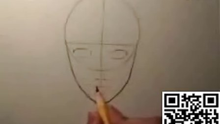 漫画教程:如何画逼真的漫画女性脸庞