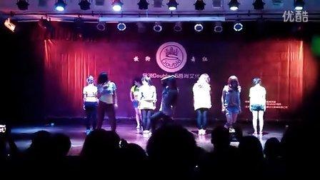2013宁波城市职业技术学院街舞社爵士