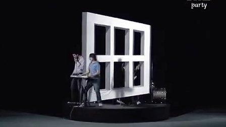 【音乐屋】华丽电音goose组合超炫MV british  mode