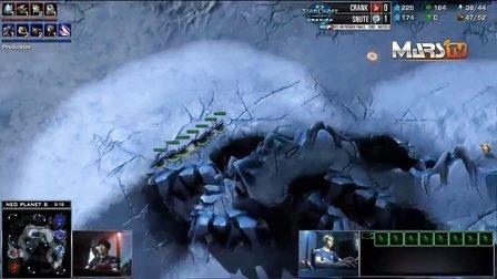 WCS NA 第五名决定战 Snute vs Crank ZVP