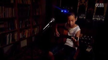 陈子昂 02【景德镇 文艺复兴 我11 少儿吉他演奏专场】《卡农》