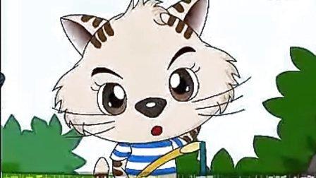 宝宝早教-儿童故事-启蒙教育-故事精选:小猫钓鱼 童话故事-儿童故事-儿童读物-儿童动画片