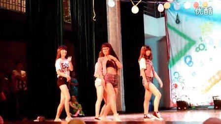 横影学院艺术系舞蹈大赛总决赛 fantastive组合《I got a boy》