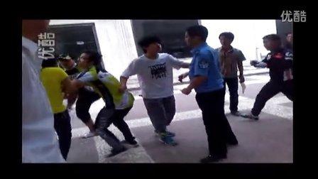 延安城管暴力执法堪比黑社会激起民愤