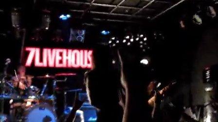 小勺集邮公社摄制 20130531芬兰黑暗死亡金属Coprolith乐队郑州专场