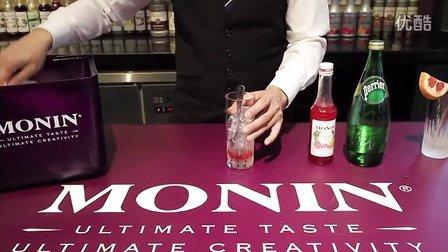 SINODIS西诺迪斯 - Monin莫林糖浆 粉红巴黎