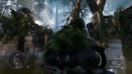 《狙击手:幽灵战士2》最高难度视频攻略 第一章