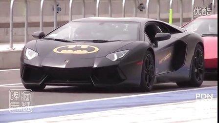 兰博基尼 蝙蝠侠 超级跑车