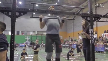 CrossFit -Brian Joo Competes at the 2013 Asia Regional