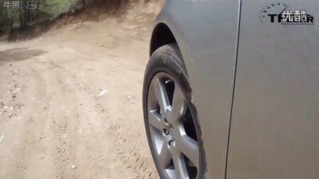 2013款沃尔沃XC60 T6越野挑战回顾【牛男汽车】