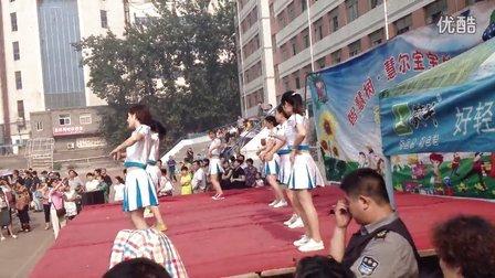 智慧树六一活动教师开场舞蹈