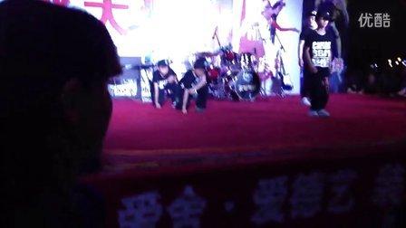东光锋尚俱乐部街舞 街舞视频