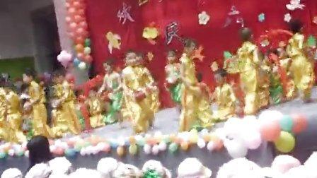 幼儿园歌舞表演