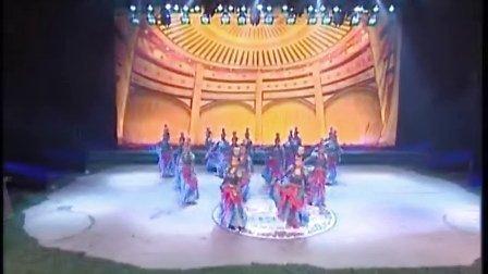 鄂托克前旗乌兰牧骑顶碗舞