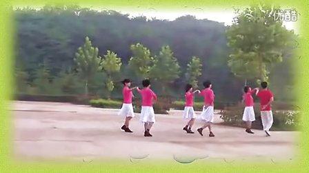 春秋广场舞 手心里的温柔(清晰)