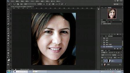 山岩视觉Photoshop基础教程——第三十五期,粗略的提亮方法