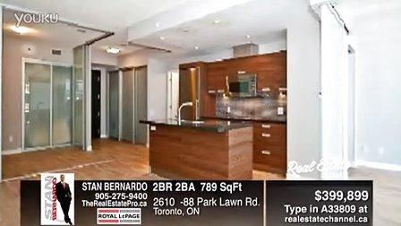 2BD 2BA $399899 88 Park Lawn Rd., Toronto