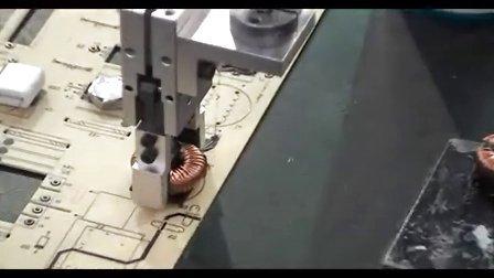 工业机器人应用案例视频——PCB插件
