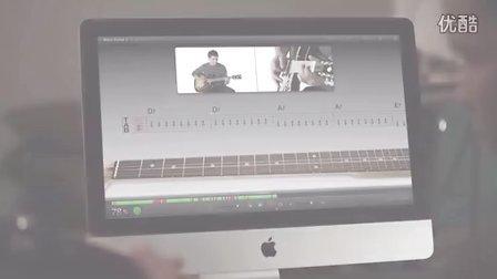 苹果ilife11-garageband新功能