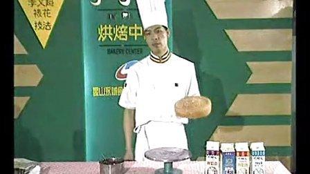 生日蛋糕裱花窍门 12l烤箱蛋糕制作