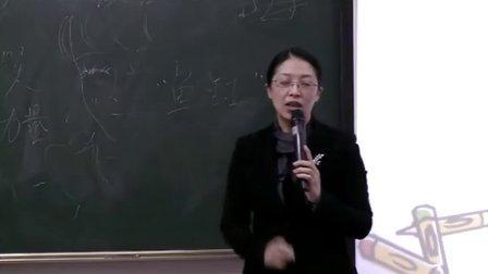 职业素养与阳光心态培训师王维玲老师