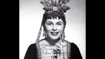 Roberta Peters 鞭打我吧Batti, batti, o bel Masetto 1955