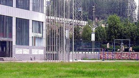 平顶山工业职业技术学院风景