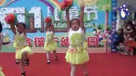 """绵阳市涪城区金徯行英语培训学校""""六一儿童节"""""""