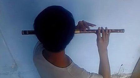 笛子美丽的神话(无伴奏)