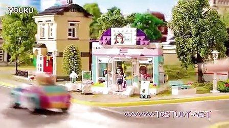 lego friends兼容乐高女孩系列拼装玩具 积木 邦宝正品 特价