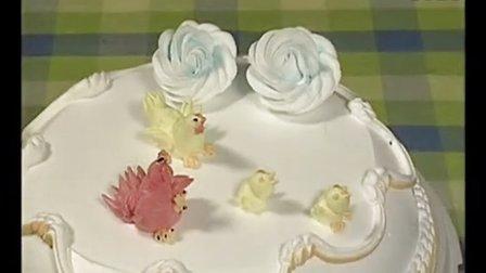 老人生日蛋糕祝福语 烤箱蛋糕的做法大全