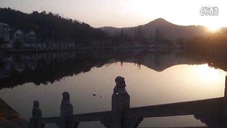 慈城——慈湖的清晨