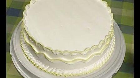 十二生肖蛋糕裱花 制作蛋糕的方法