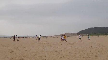 20130610厦门沙滩飞盘