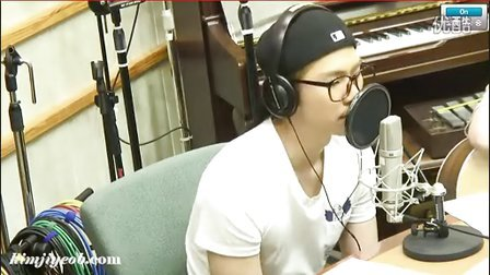 130612 KBS FM KISS THE RADIO  KEVIN cover - I Wanna Know